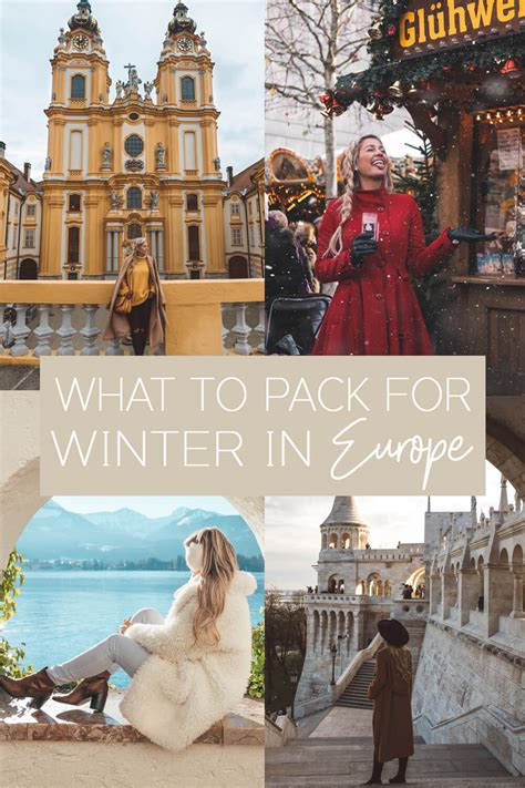 2018 Winter Internship Mba Abroad by What To Pack For Winter In Europe The Abroad