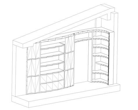 libreria progetto foto libreria progetto di theastudio 171783 habitissimo