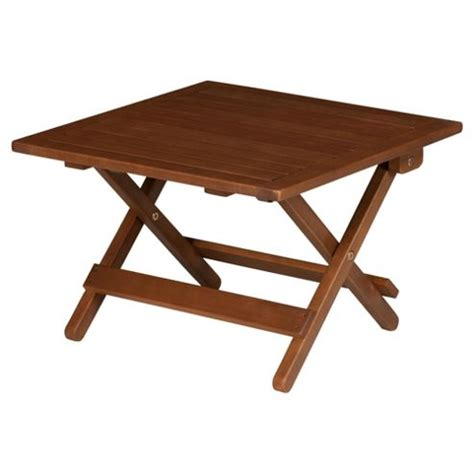 Folding Wooden Garden Table Buy 45cm Wooden Folding Garden Table From Our All Garden Furniture Range Tesco