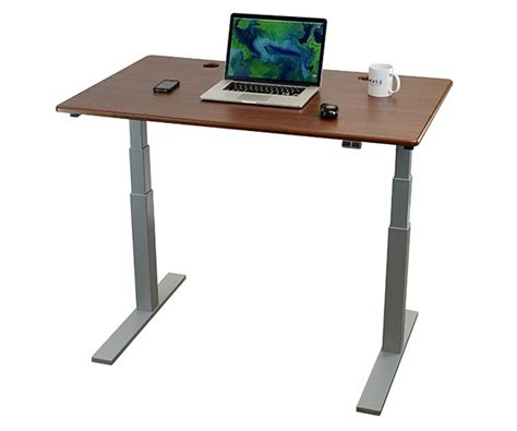 Adjustable Desk Canada by Upstage 24 Height Adjustable Desk Base By Imovr