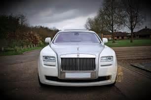 White Rolls Royce Hire Rolls Royce Ghost Wedding Car Hire