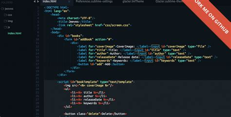 sublime text 3 white theme best sublime text 2 and 3 theme for 2014