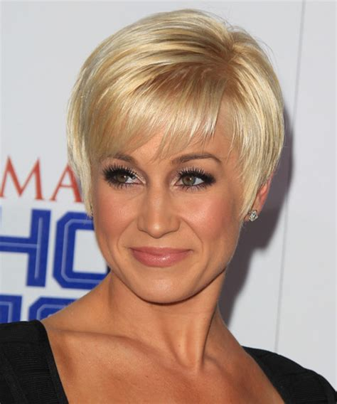 kellie pickler haircut front and back view kellie pickler short straight formal hairstyle