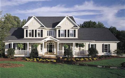 eplans farmhouse eplans farmhouse house plan just the right amount 3163