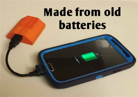 diy phone charger making a low cost portable phone charger embedded lab