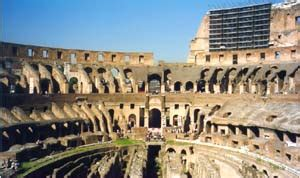 the colosseum, rome information and booking