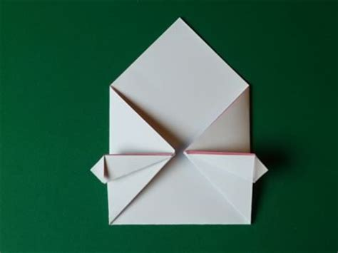 How To Make A Origami Pop Up Card - origami card popup