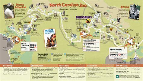 carolina zoo map carolina zoo map www pixshark images