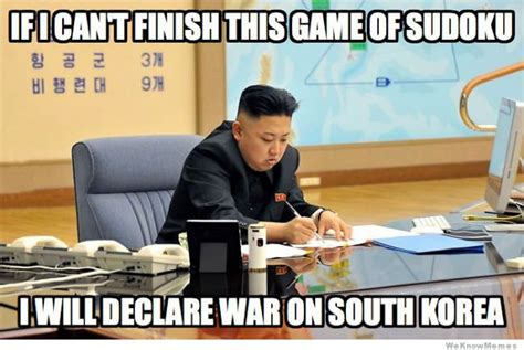 North Korea South Korea Meme - kim jong un north korea funny meme funny pinoy jokes atbp