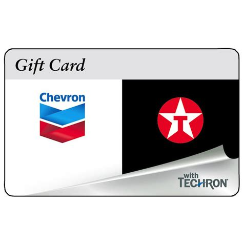 Chevron Gift Card Discount - 100 chevron texaco gift cards 95 free s h mybargainbuddy com