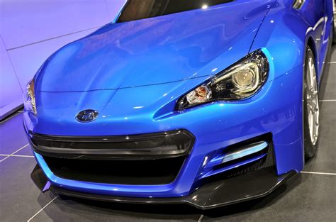 subaru brz weight distribution subaru brz concept sti revealed at the los angeles auto