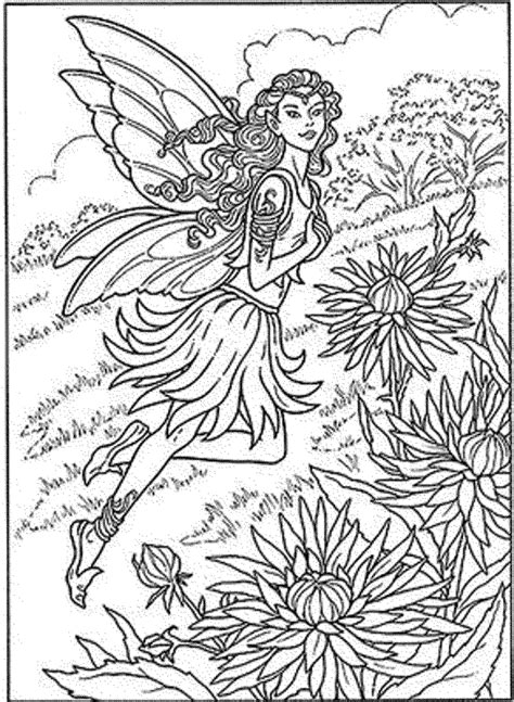 coloring pages fairy coloring pages for adults printable
