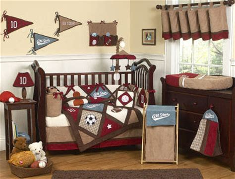 baby boy themed nursery i heart pears sports theme nursery