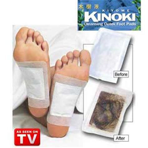Detox Bath Reactions by Kinoki Detox Foot Pad Scam Reviews Side Effects