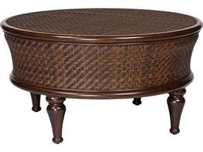 Wicker Coffee Table Whitecraft Shore Wicker 42 5 Storage Coffee