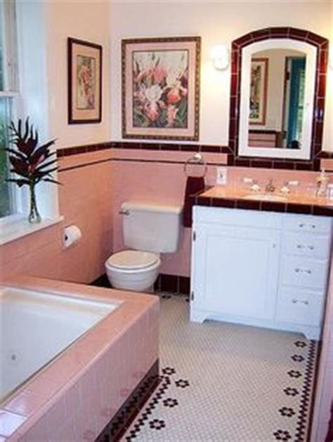 1000 ideas about pink bathroom tiles on