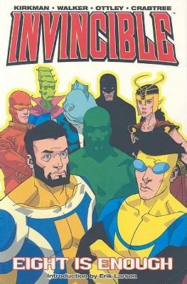 enough falling for a volume 2 books invincible volume 2 eight is enough book by robert