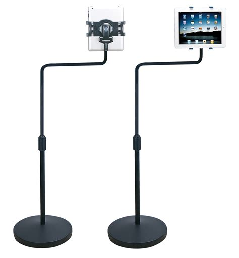 mobotron mh 207 universal tablet floor stand with swivel l