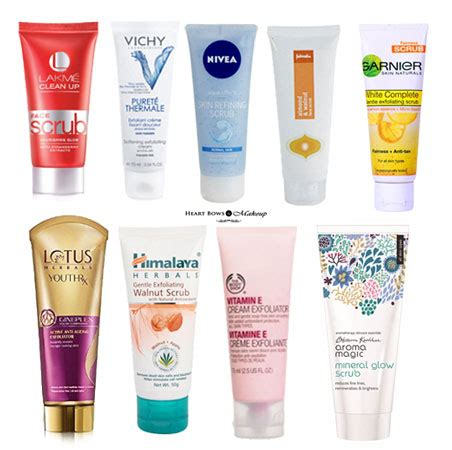 Scrub For Skin best scrubs for skin in india our top 10 bows makeup