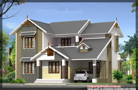 kerala model house plan and elevation so replica houses