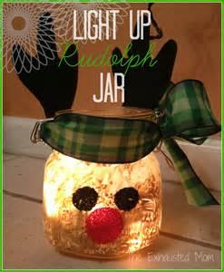 Guy Christmas Gift Ideas - diy light up christmas jars the exhausted mom