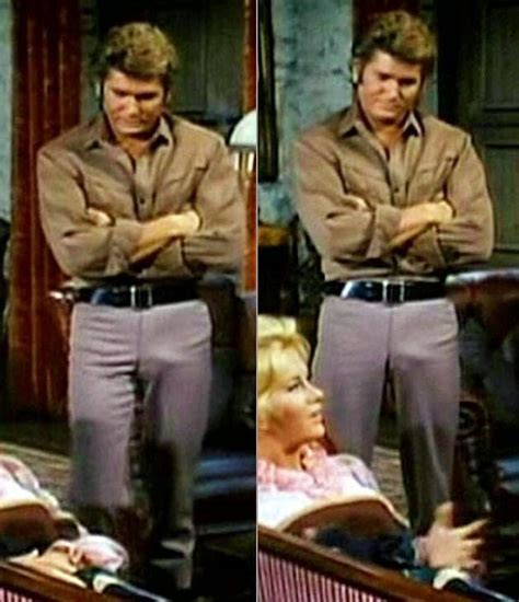 oliver hudson burt reynolds father vintage men michael landon