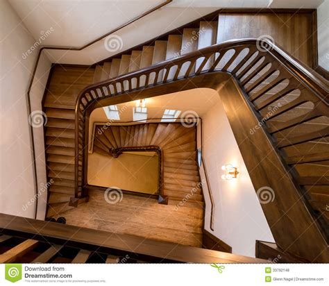 Church Floor Plans Free old wooden spiral staircase stock photo image 33792148