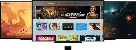 Tv Merk Apple apple tv 4 als gameconsole zo werkt het