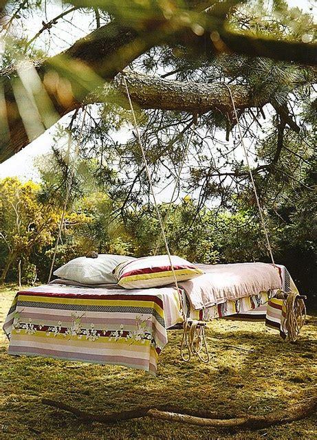 outdoor hanging bed outdoor hanging bed hanging beds pinterest hanging