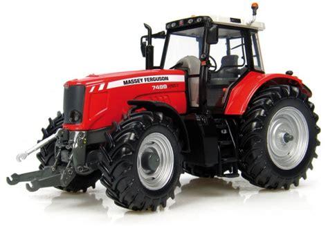 Puzzle 3d Metal Farm Tractor Miniatur Traktor Pertanian Ultra Detail tractors tractor massey ferguson 7499