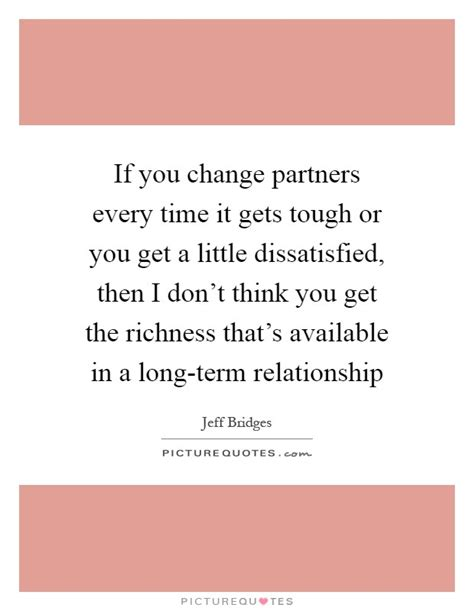 If You Think You Get Reviews Then This Might Change Your Mind by If You Change Partners Every Time It Gets Tough Or You Get