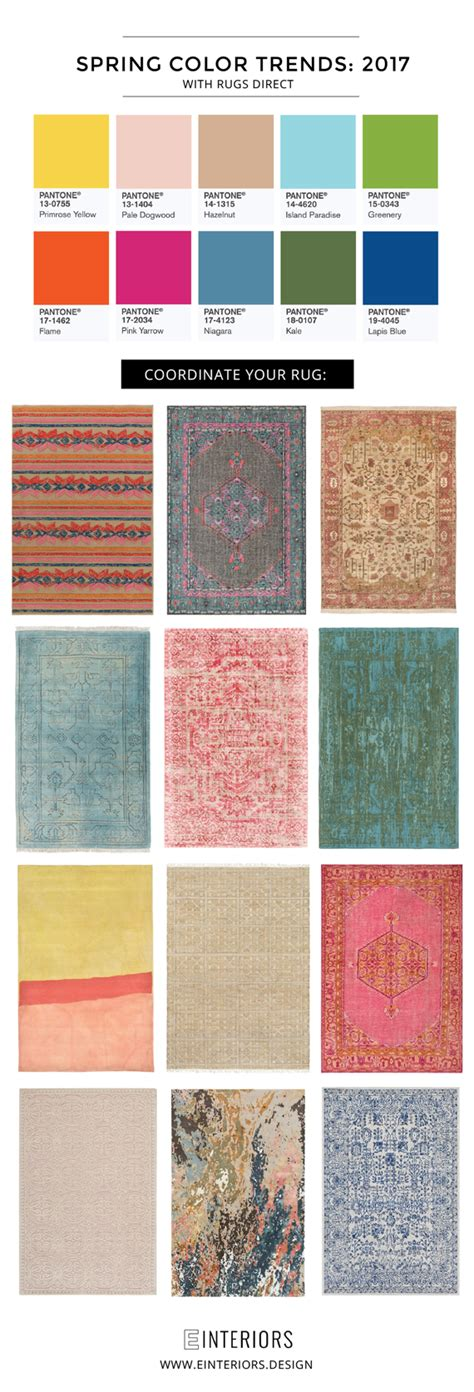 pops of color trend center by rugs direct color trends for spring 2017 trend center by rugs direct