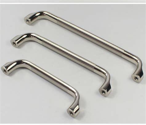 64mm dresser drawer pulls 10pcs 64mm solid zinc alloy furniture brushed nickel