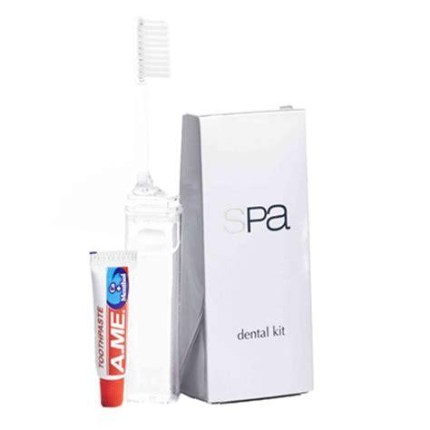 Dental Kit Sikat Travel Set dental kit travel toothbrush and toothpaste swisstrade