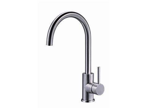 rubinetti inox inox miscelatore lavello leva laterale iperceramica