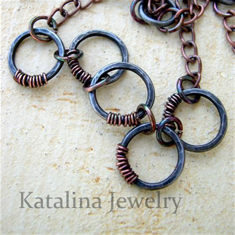 make your own metal jewelry katalina jewelry tutorials jump rings tutorial basic