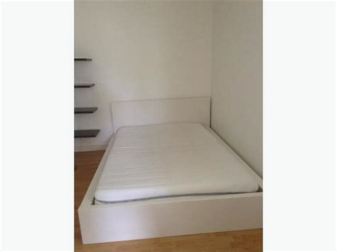ikea malm full bed white ikea malm bed frame full double saanich victoria