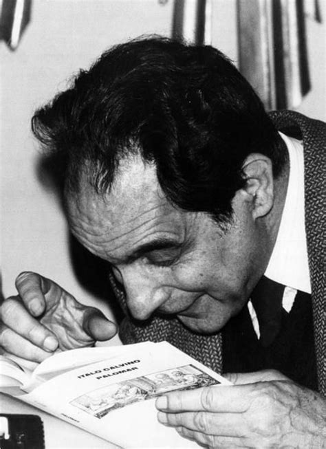 mr palomar vintage classics 0099430878 photos of famous authors reading famous books italo calvino reading and book