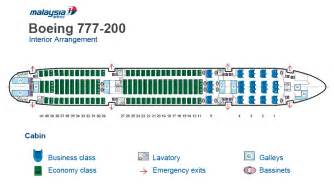 Boeing 777 Floor Plan Malaysia Airlines Flight 370 China Daily
