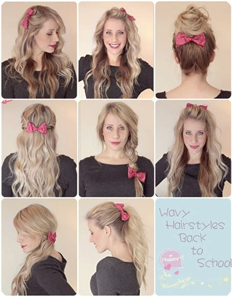easy hairstyles for short hair back to school top 9 ombre hairstyles for back to school vpfashion