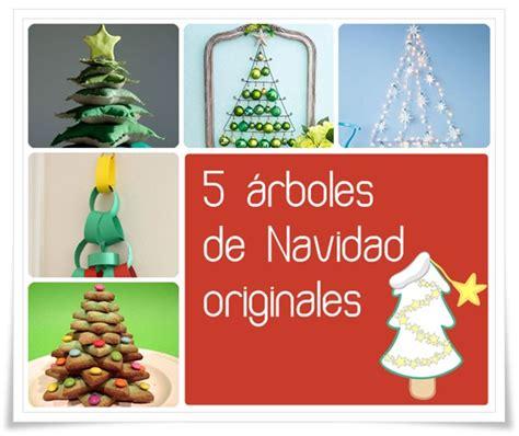 manualidades arbol de navidad originales 5 225 rboles de navidad originales pequeocio