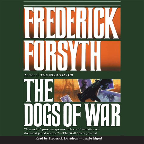 The Dogs Of War the dogs of war audiobook by frederick forsyth