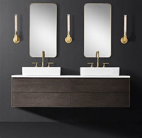 25+ best ideas about floating bathroom vanities on
