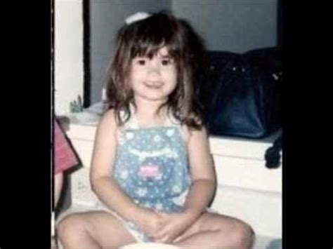 Demi Wants To Another Kid by Demi Lovato Childhood Pics