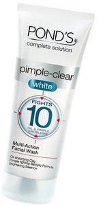Ponds Detox For Acne Prone Skin Review by Review Pond S Pimple Clear White Wash
