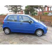 Daewoo 2000 MATIZ SE BLUE Car For Sale