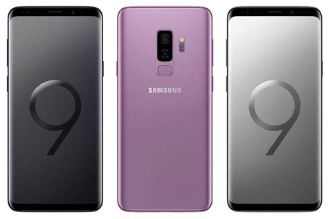 Samsung S9 everything we about samsung galaxy s9 and s9 plus leaks
