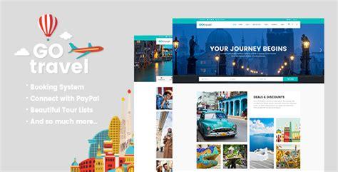 themeforest travel agency gotravel a travel agency tourism theme by mikado