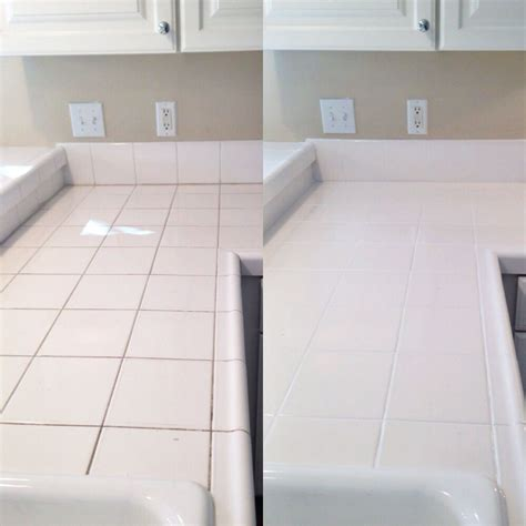 Kitchen Counter Grout Sealer Nw Grout Works I Grout Cleaning And Sealing Portland Or