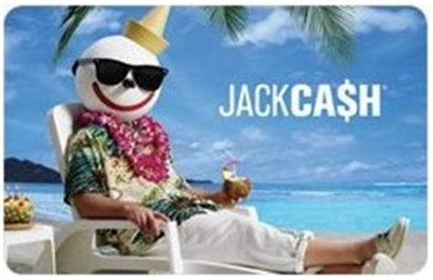 Activate Jack In The Box Gift Card - restaurant gift cards